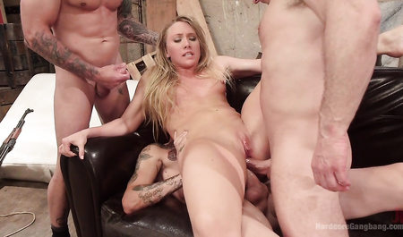 Young Madam fucking her friends in group sex