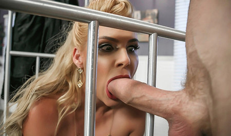 The doorman Danny D bangs rich Phoenix Marie big dick
