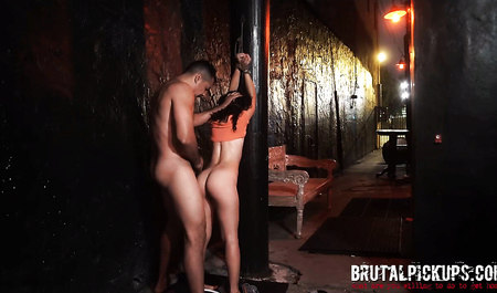 Dragged to the basement and brutally fucked in the Dating process